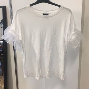 Who What Wear White Top